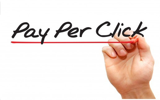 Hand Writing Pay Per Click for The True Cost of PPC blog