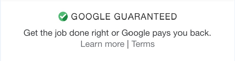 Google Gauranteed Google Local Services Ads For Roofers Or They Pay You Back